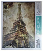 Пазлы Эйфелева башня на 500 элементов