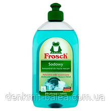 Гель Фрош Сода для миття посуду Frosch Sodowy 500 мл
