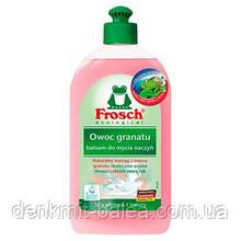 Гель Фрош Гранат для миття посуду Frosch Owoc Granatu 500 мл
