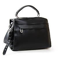 Жіноча сумка 53365-1 black. Купити сумки жіночі оптом і в роздріб за вигідною ціною., фото 1
