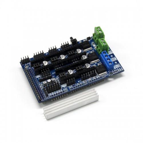 Плата управления RAMPS 1.6 для 3Д принтера