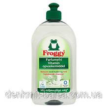 Гель Фрош Вітамін для миття дитячого посуду Frosch Parfumfrei Vitamin 500 мл