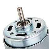 Мотор електродвигун 775 10000 RPM 12V (100W), фото 5