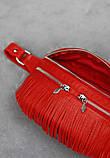 Поясна Сумка BlankNote Spirit Червоний (BN-BAG-15-rubin), фото 4