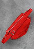 Поясна Сумка BlankNote Spirit Червоний (BN-BAG-15-rubin), фото 6