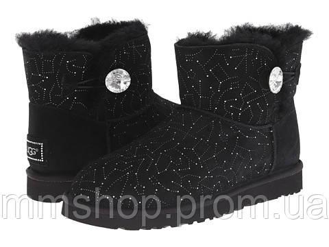 Угги женские оригинальные UGG Mini Bailey Button Bling Constellation, фото 1
