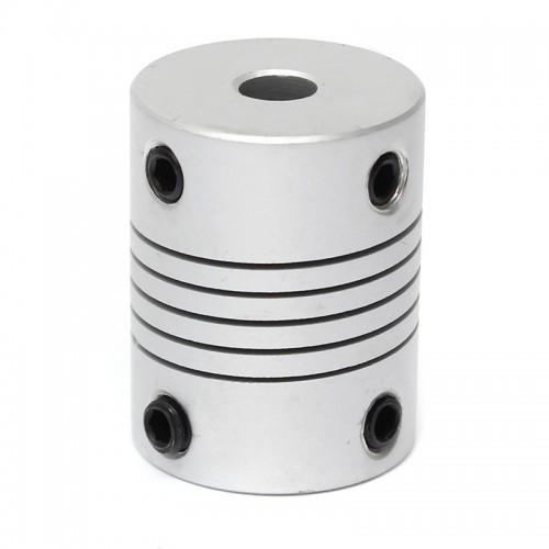 Алюмінієва муфта гнучка 3х6х25 мм для ЧПУ