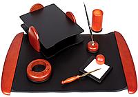 Набор настольный для офиса (7 предметов)