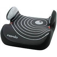 Автокресло Nania Topo Comfort Circle Grey бустер 15 - 36 кг (72269)