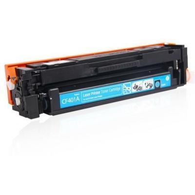 Корпус картриджа HP CF401A/CF402A/CF403A Color RANDOM (C_VIRGIN_CF401A)