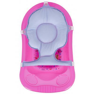 Сидіння для ванни Sevi Bebe гамак для дитячої ванночки Синій (8692241869014)