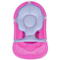 Сидіння для ванни Sevi Bebe гамак для дитячої ванночки Синій (8692241869014), фото 1