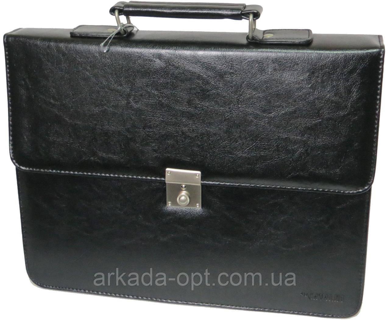 Портфель 4U Cavaldi Чорний (B020139 black)