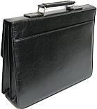 Портфель 4U Cavaldi Чорний (B020139 black), фото 2