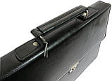 Портфель 4U Cavaldi Чорний (B020139 black), фото 5