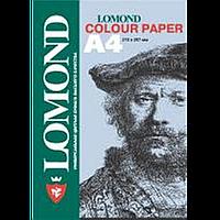 Бумага lomond лаз. печ. 160 г, светло-гол., А4/125, паст.(10) (1004405)