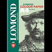 Бумага lomond лаз. печ. 160 г/м св.-желт., А4/125, паст(10) (1004401)