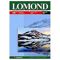 Глянцевая фотобумага lomond 200 гр/м А4*50 листов (0102020)