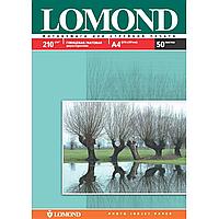 Глянцево-матовая фотобумага lomond 210 гр/м a4*50 листов (0102021)