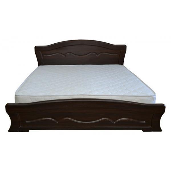 Кровать Неман Виолетта 120х200 орех тёмный