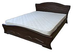 Кровать Неман Виолетта 140x200 орех темный