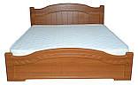 Ліжко Німан Домініка 180x200 горіх світлий, фото 3