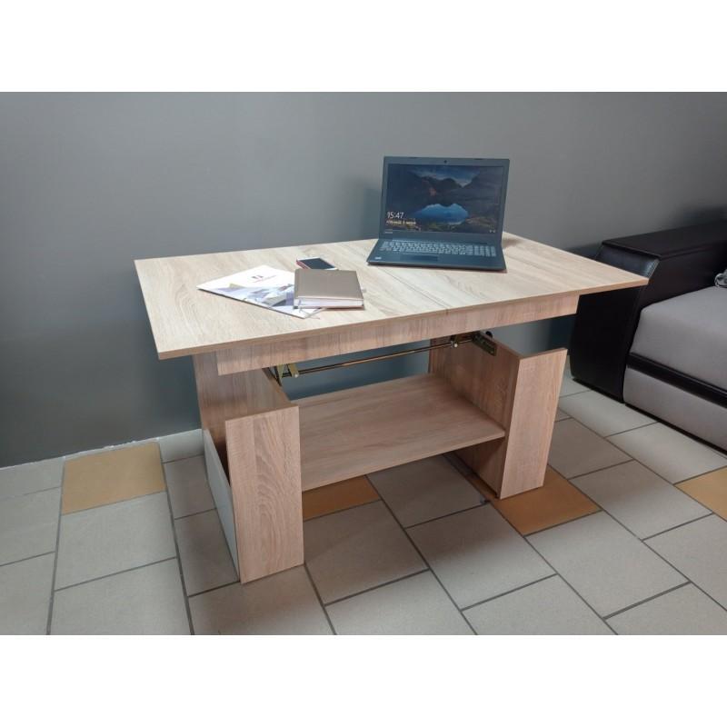 Стол-трансформер Неман Дольче Maxi 677*730*1592 (677*610*1207 в сложенном состоянии)