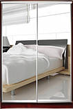 Двуспальная кровать Неман Лиана 140*200 Дуб сонома (109984), фото 2