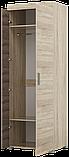 Двуспальная кровать Неман Лиана 140*200 Дуб сонома (109984), фото 7