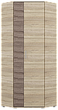 Кровать Неман Нордик односпальная белый/секвойя без вклада 90х200, фото 4