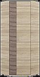 Ліжко Німан Нордік односпальне білий/секвойя без вкладу 90х200, фото 4