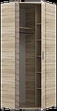 Ліжко Німан Нордік односпальне білий/секвойя без вкладу 90х200, фото 5