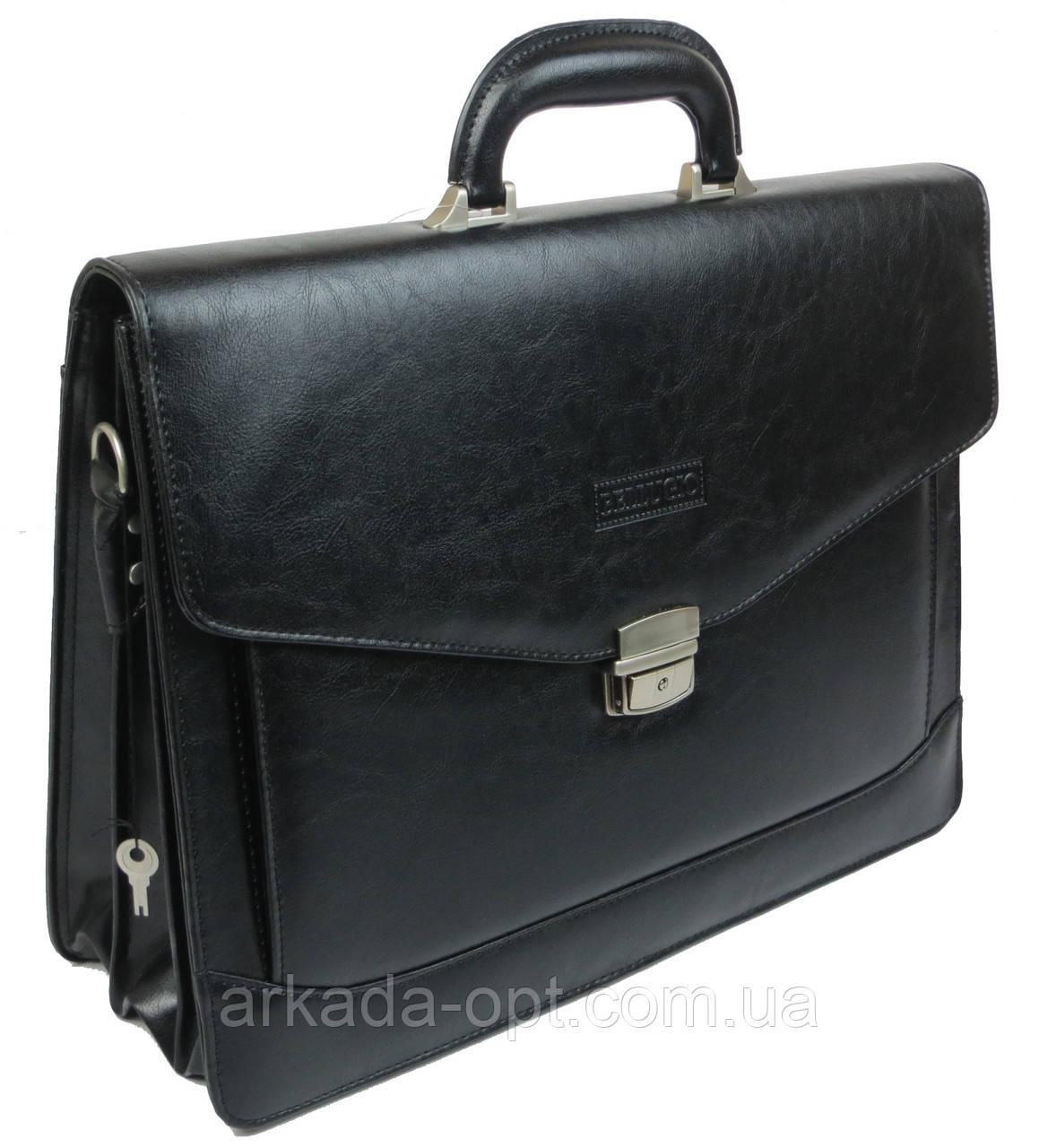 Чоловічий портфель Bellugio Чорний (T0017)