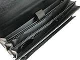 Чоловічий портфель Bellugio Чорний (T0017), фото 6