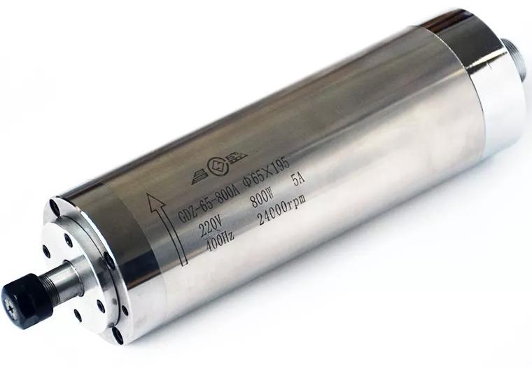 Шпиндель для ЧПУ верстата 220 В 800w / 1.5 kw / 2.2 kw