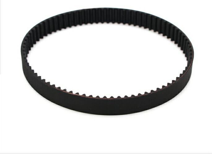 Зубчатый ремень 2gt-6 GT2 замкнутый (кольцевой) 188мм