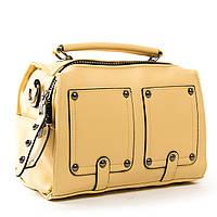 Жіноча сумка 2110 yellow. Купити сумки жіночі оптом і в роздріб за вигідною ціною.