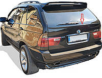 Спойлер кришки багажника лезо нижній BMW X5 E53 2000-2007 р. в.