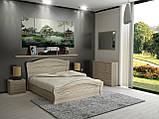 Ліжко Німан Віолетта 120x200 дуб сонома, фото 4