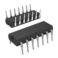 Микросхема компаратор LM339N /TI/