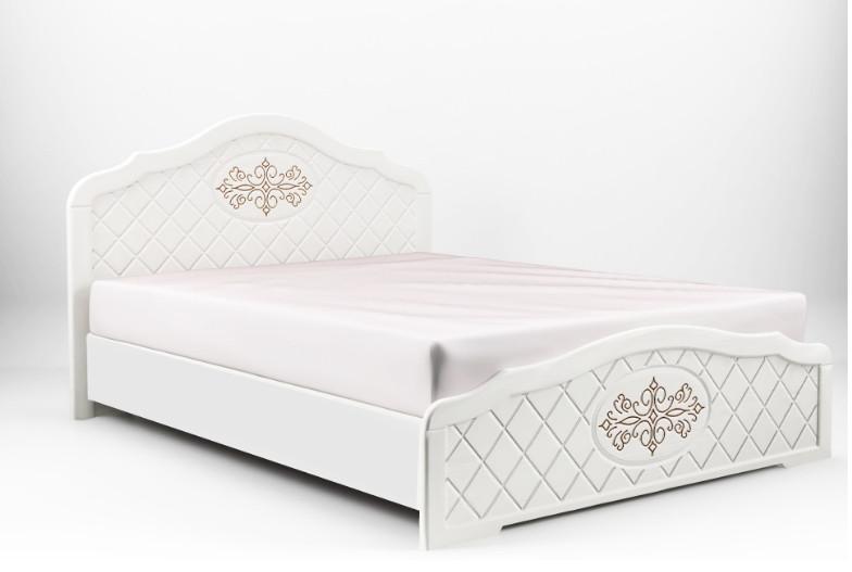 Кровать Неман Лючия 1600*2000 под газовый подъемник (газлифт покупается отдельно)