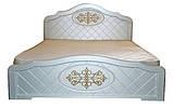 Кровать Неман Лючия 1600*2000 под газовый подъемник (газлифт покупается отдельно), фото 3
