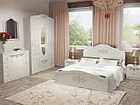 Ліжко Німан Лючія 1600*2000 під газовий підйомник (газліфт купується окремо), фото 5