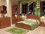 Кровать Неман Лючия 1600*2000 под газовый подъемник (газлифт покупается отдельно), фото 7