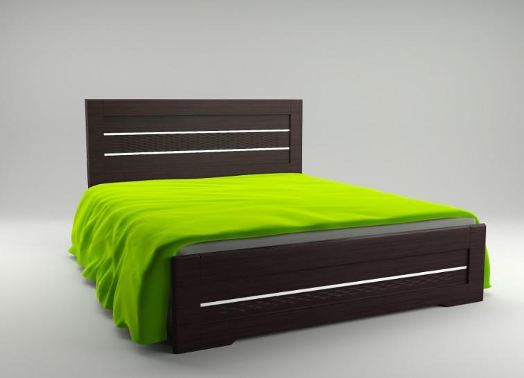 Кровать Неман Соломия 1800*2000 под газовый подъемник (газлифт покупается отдельно)