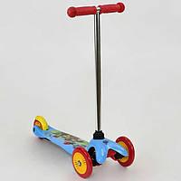 Самокат дитячий триколісний Best Scooter Щенячий Патруль для дітей