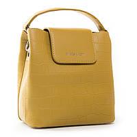 Жіноча сумка 16905 yellow. Купити сумки жіночі оптом і в роздріб за вигідною ціною.