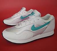 Мужские кроссовки Nike Outburst белого цвета Оригинал Размер 42