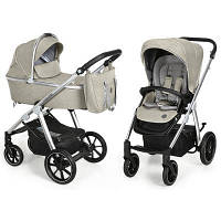 Коляска Baby Design 2 в 1 Bueno 209 Beige (без вышивки) (203817)