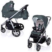 Коляска Baby Design Husky NR 17 GRAPHITE (202520)